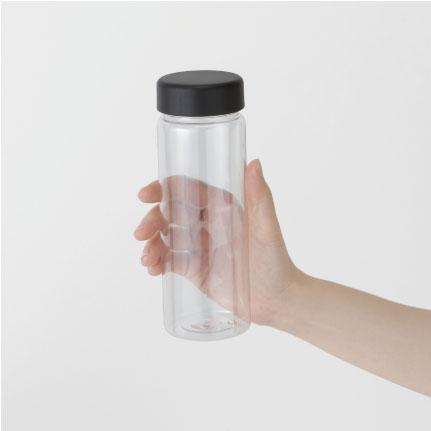 スリムクリアボトル500mlVer2
